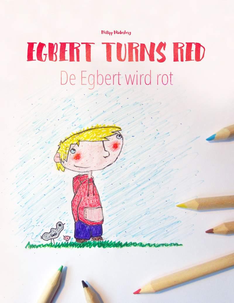 De Egbert wird rot